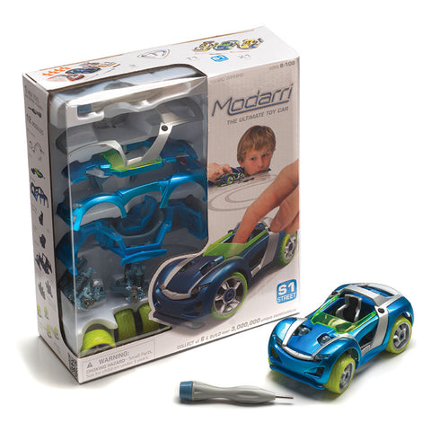 Modarri, The Ultimate Toy Car-S1 Street - Chinaberry Books, Toys & Treasures
