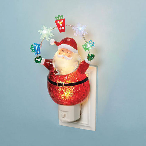 Santa Night Light - Chinaberry Books, Toys & Treasures