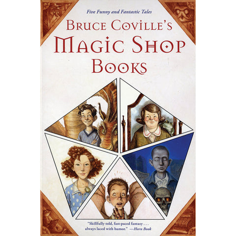 Bruce Colville's Magic Shop Boxed Set - Chinaberry Books, Toys & Treasures