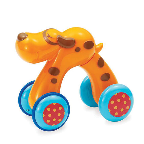 Go! Puppy Push Toy - Chinaberry Books, Toys & Treasures