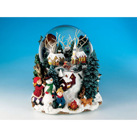 Winter Dreamland Snow Globe - Chinaberry