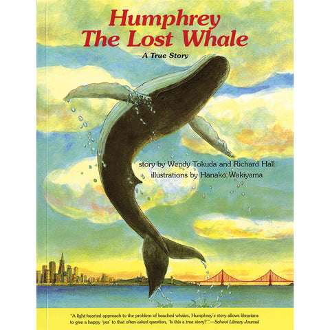 Humphrey the Lost Whale - Chinaberry Books, Toys & Treasures