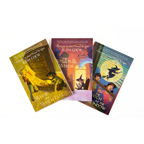 Matter-of-Fact Magic Books Set 2 - Chinaberry Books, Toys & Treasures