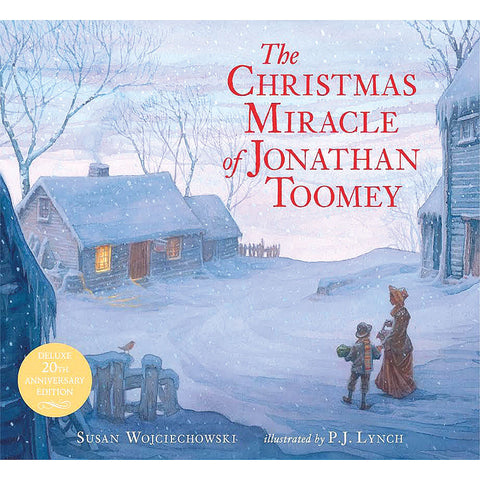 The Christmas Miracle of Jonathan Toomey - Chinaberry Books, Toys & Treasures