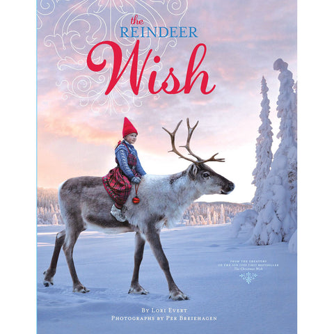The Reindeer Wish - Chinaberry Books, Toys & Treasures