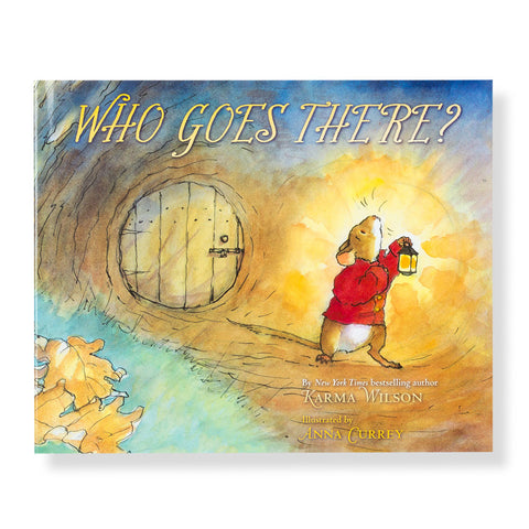 Who Goes There? - Chinaberry Books, Toys & Treasures - 1