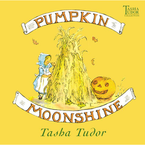 pumpkin moonshine hardcover - Chinaberry Books, Toys & Treasures