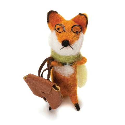 Foxy Fellows - Chinaberry Books, Toys & Treasures - 1