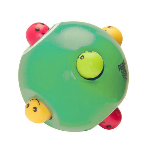 Peek a Boo Ball - Green - Chinaberry Books, Toys & Treasures