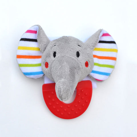 Wristy Buddy - Elephant - Chinaberry Books, Toys & Treasures - 1