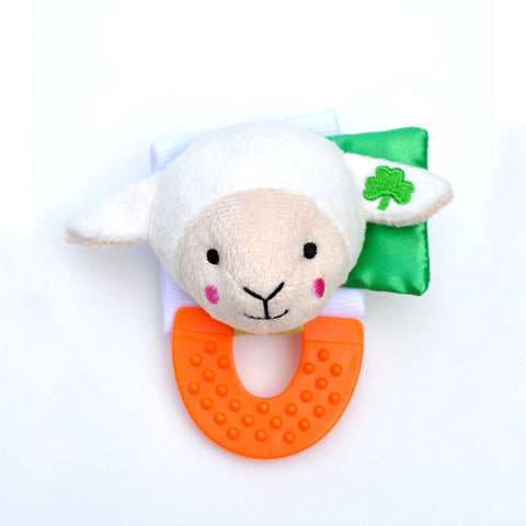 Wristy Buddy - Lamb - Chinaberry Books, Toys & Treasures - 1