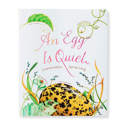 An Egg Is Quiet - Chinaberry Books, Toys & Treasures - 1