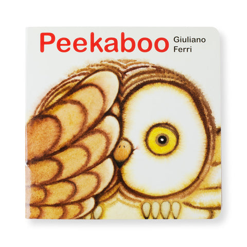 Peekaboo Board Book - Chinaberry Books, Toys & Treasures - 1