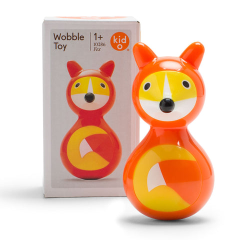 Wobble Toy - Fox - Chinaberry Books, Toys & Treasures