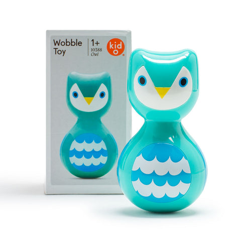 Wobble Toy - Owl - Chinaberry Books, Toys & Treasures