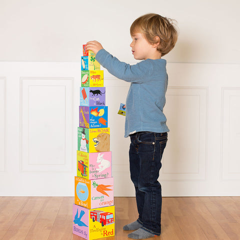 Stacking Tower - Chinaberry Books, Toys & Treasures - 1