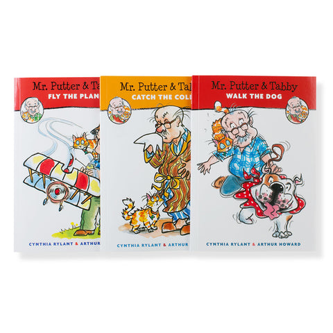 Mr. Putter & Tabby Set of 3 - Chinaberry Books, Toys & Treasures - 1
