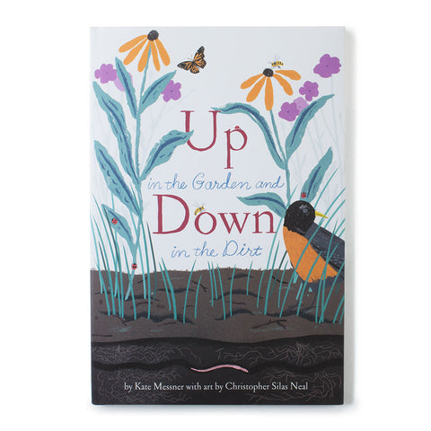 Up in the Garden Down in the Dirt - Chinaberry Books, Toys & Treasures - 1