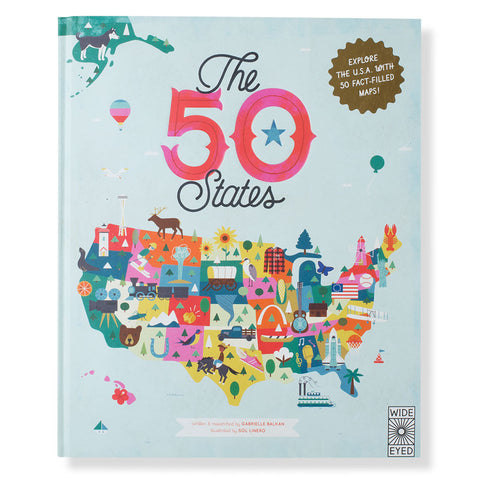 The 50 States - Chinaberry Books, Toys & Treasures - 1