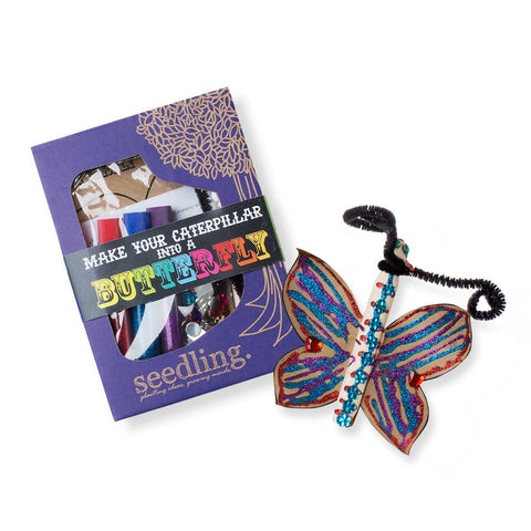 Make Your Caterpillar into a Butterfly - Chinaberry Books, Toys & Treasures