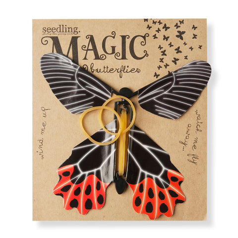 Magic Butterfly Insert - Chinaberry Books, Toys & Treasures - 1