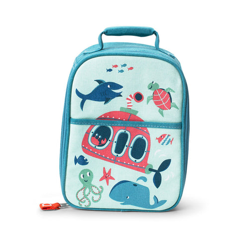 Lunch Tote - Ocean - Chinaberry Books, Toys & Treasures