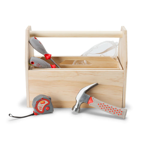 Build Your Own Classic Toolbox - Chinaberry Books, Toys & Treasures - 1