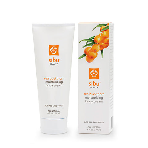 Sea Buckthorn Body Cream - Chinaberry Books, Toys & Treasures