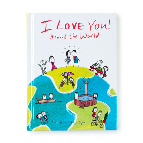 I Love You! Around the World - Chinaberry Books, Toys & Treasures - 1