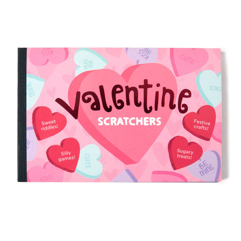 Valentine Card Scratchers - Chinaberry Books, Toys & Treasures - 1
