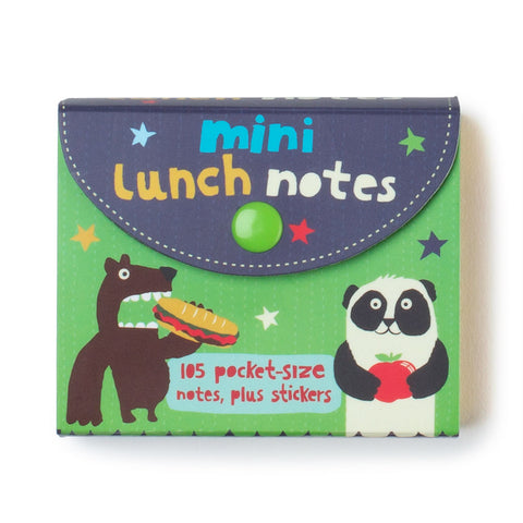 Mini Lunch Notes - Chinaberry Books, Toys & Treasures - 1