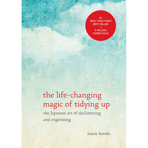 The Life-Changing Magic of Tidying Up - Chinaberry Books, Toys & Treasures