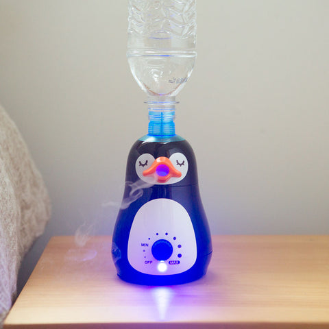 Penguin Personal Humidifier - Chinaberry Books, Toys & Treasures