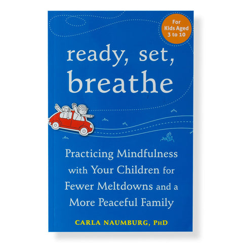 Ready, Set, Breathe - Chinaberry Books, Toys & Treasures - 1