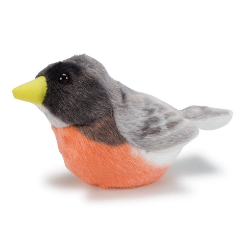 Robin Songbird Plushie - Chinaberry Books, Toys & Treasures - 1