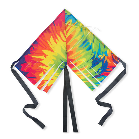 Tie Dye Fringe Kite - Chinaberry Books, Toys & Treasures