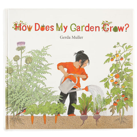 How Does My Garden Grow? - Chinaberry Books, Toys & Treasures - 1