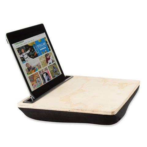 Tablet-Ready Lap Desk
