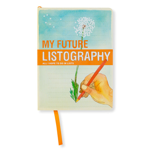 My Future Listography - Chinaberry Books, Toys & Treasures - 1