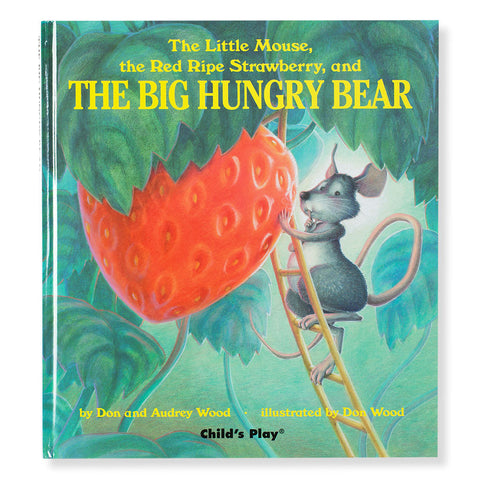The Big, Hungry Bear - Chinaberry Books, Toys & Treasures - 1
