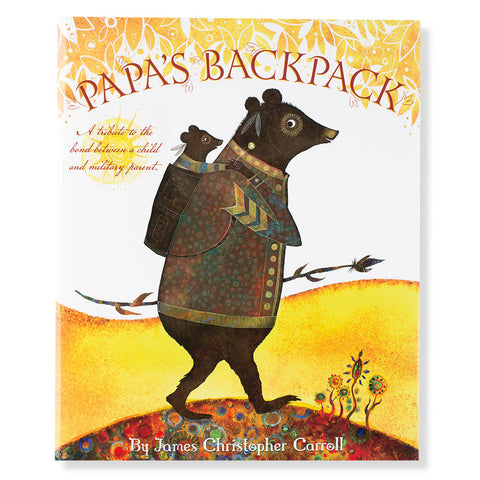 Papa's Backpack - Chinaberry Books, Toys & Treasures - 1