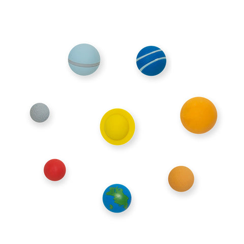 Solar System Eraser Set - Chinaberry Books, Toys & Treasures