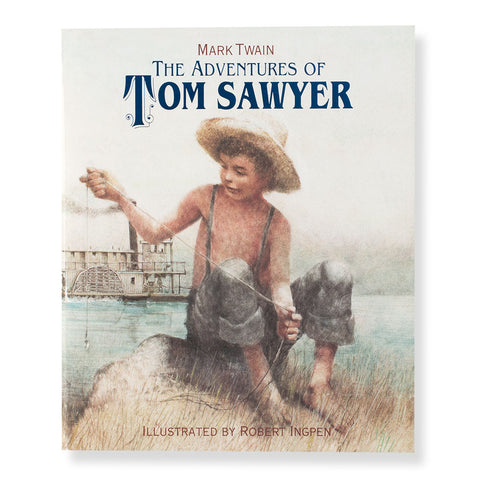 The Adventures of Tom Sawyer - Chinaberry Books, Toys & Treasures - 1