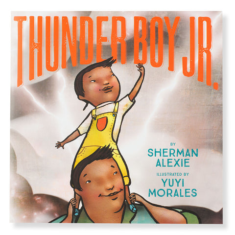 Thunder Boy Jr. - Chinaberry Books, Toys & Treasures - 1