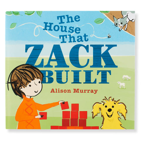 The House That Zack Built - Chinaberry Books, Toys & Treasures - 1