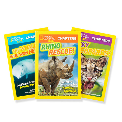 Amazing Animals - Set of Three - Chinaberry Books, Toys & Treasures - 1