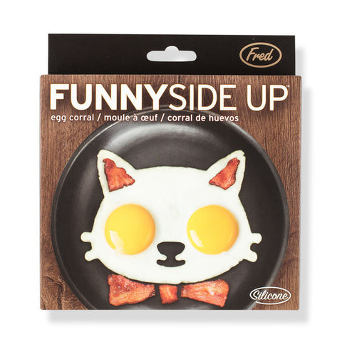 Funny Side Up - Cat - Chinaberry Books, Toys & Treasures - 1