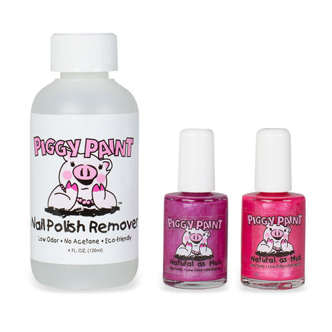 Kid Friendly Nail Polish & Remover Set - Chinaberry Books, Toys & Treasures - 1