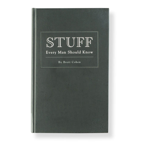 Stuff Every Man Should Know - Chinaberry Books, Toys & Treasures - 1
