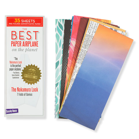 The Best Paper Airplane on the Planet - Chinaberry Books, Toys & Treasures - 1